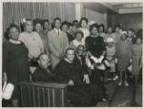 Detroit members at swearing in