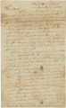 Letter from W. A. Powell near Tuscumbia, Alabama, to his brother, Thomas Weldon Powell, in Hendersonville, Virginia.