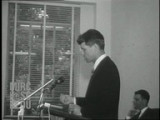 Robert F. Kennedy press conference in South Carolina--outtakes
