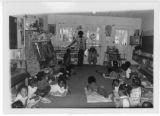 Interior of Annie Mae Peterman Martin's daycare in Abbeville, AL.