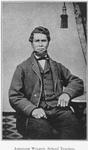 Absalom Wilson, school teacher