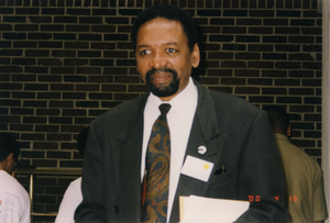 Frank Smith at SNCC 40th Reunion