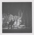 """Scene from Young People's Theatre production of """"Shiny Legs"""" performed at Kingsbury Hall, University of Utah, December 4-5, 1959 [7]"""