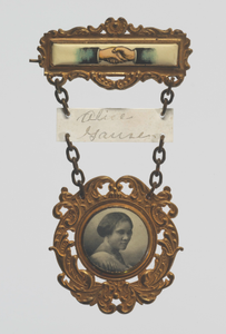 Badge from Madam C.J. Walker convention