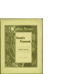 Hannah's Promenade / words by J. H Ellis