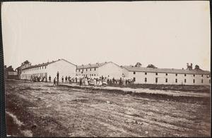 Barracks at Alexandria Virginia