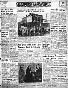 Memphis World, 1951 April 3rd