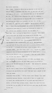 Notes on oral history interview with Norman Brooks Culver, February 25, 1976 Doc Culver interview Baytown Oral Histories