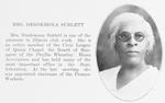 Mrs. Desdemona Sublett