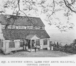 A Country School [4,000 feet above sea - level], Central Jamaica