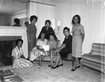 Seven women, Los Angeles, 1962