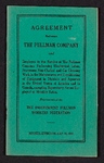 Agreement between The Pullman Company and employes in the service of The Pullman Company performing mechanical, labor, storeroom non-clerical and car cleaning work in the maintenance and conditioning of equipment in districts and agencies in the United States of America and in Canada , excepting supervisory forces employed at monthly rates, represented by the independent Pullman Workers Federation