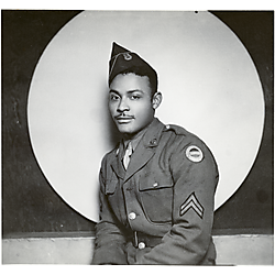 Portrait of soldier (14A)