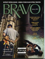 [Program] Bravo: Michigan Opera Theatre, Spring 2013