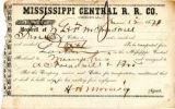 Cotton receipt, 12 June 1871