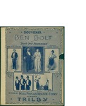 Don't You Remember or Ben Bolt / music by Nelson Kneass; words by Thomas Dunn English