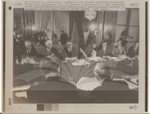 Signing of Vietnam Peace Agreement