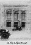 Mt. Olivet Baptist Church
