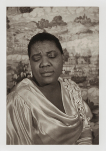 "Bessie Smith, from the unrealized portfolio ""Noble Black Women: The Harlem Renaissance and After"""