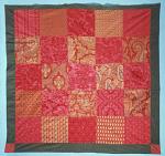 1875 - 1885 James, Kent, Santee & Co. Fabric Sampler Quilt Top