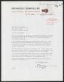 Tommy D. Johnson correspondence