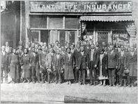 Staff of Atlanta Life Insurance Company
