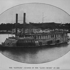Rattler (Gunboat, 1862-1864)