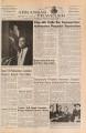Arkansas Traveler, March 13, 1969; Clay-Ali Calls for Segregation; Advocates Peaceful Separation; Arkansas traveler (Fayetteville, Ark.); Traveler