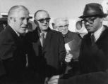 George Romney, Dan Kuykendall, Frank Borda, and Fred Davis