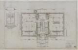 Homecroft School, First Floor Plan