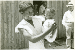 Wife and children of a Negro tenant farmer, Tupelo, Miss., Aug. 1935
