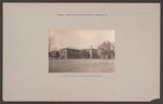 Races, Negroes: United States. Virginia. Hampton. Hampton Normal and Industrial School: Hampton Normal and Agricultural Institute, Hampton, Va.: Domestic Science and Agriculture Building.