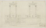 Thumbnail for Catherine Welsch-Smith Memorial Building, City of St. Paul, West and East Elevations