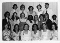 Group photo of 4-H members, circa 1970