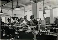 Aero-Chem Filler, Inc., women workers on factory line