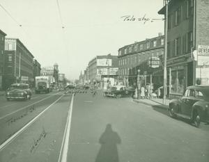 Tremont St. at Douglass Square, Roxbury, Mass.