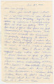 Family and personal correspondence of Lila Bess Morgan from 1958 to 1968.