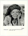 The Mushroom Lady, Elder in the village of Huautla de Jimenez, Oaxaca, New Mexico, 1966