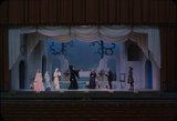 "Scene from Young People's Theatre production of ""Greensleeves' Magic"" performed at Pioneer Memorial Theatre, University of Utah, January 18-19, 1963 [10]"