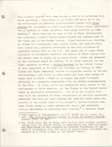 African-American Marxist Leninist Party Essay