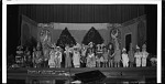 """Garden of Children"" Closing Exercises June 22 1935 [cellulose acetate photonegative, banquet camera format]"