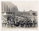Dance orchestra playing in Cincinnati