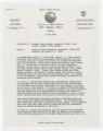 Memorandum to: Governor Terry Sanford, Subject: Report on Racial Incidents, Greensboro, June 7, 1963
