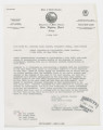 Memorandum to: Governor Terry Sanford, Subject: Racial Situation in Fayetteville and Hope Mills Area, July 2, 1963