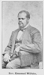Rev. Emanuel Wilhite, one of the pioneers, and one of the first presiding elders of our church work in Texas