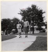 Dillard campus stroll