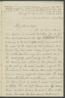John Bennitt to his wife [Letter 149]