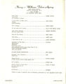 1932 Ballroom Blues Band Song List