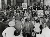 Demonstration in Atlanta