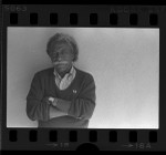 Photographer and film director Gordon Parks, portrait, 1984